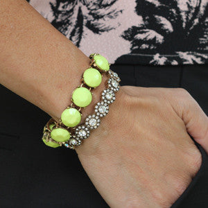 Bold Baubles - Yellow