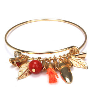 Golden Arrow Cuff