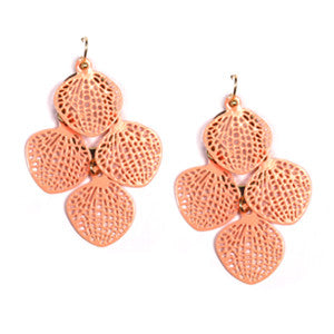Seashore Baubles - Peach