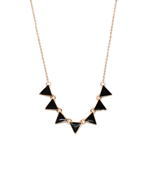 Seven Points Necklace