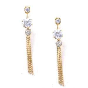 Red Carpet Ready Earrings