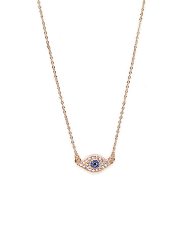 V Diamond Pendant