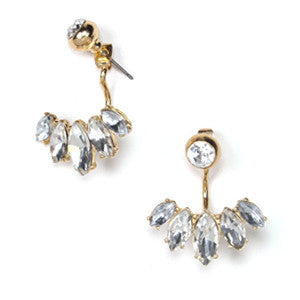 Mini Chandelier Ear Jacket