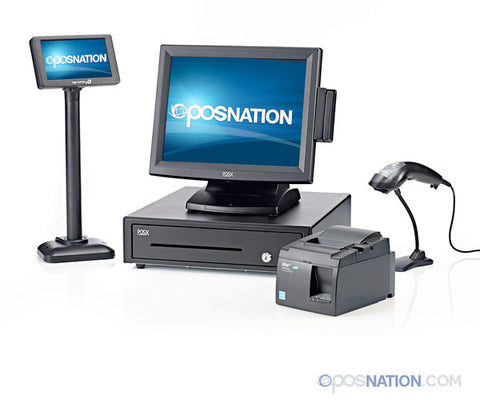 Retail POS System - Add Pole Display