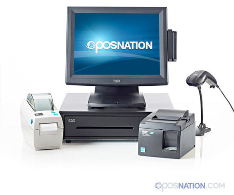 Retail POS System - Add Label Printer