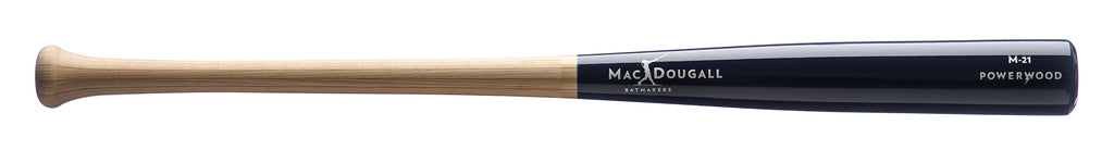 MacDougall Powerwood M21 wood bat