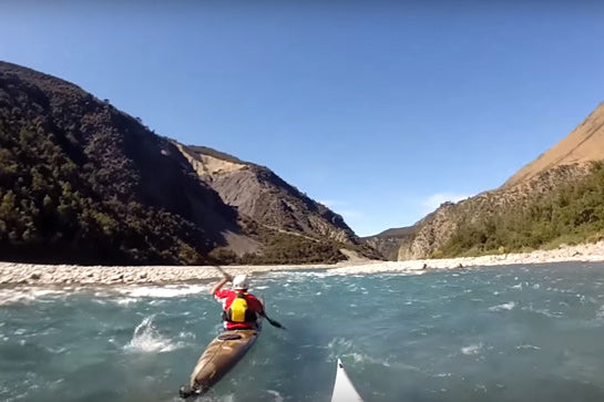 Coast to Coast 2016 Kayak Lines (Video)