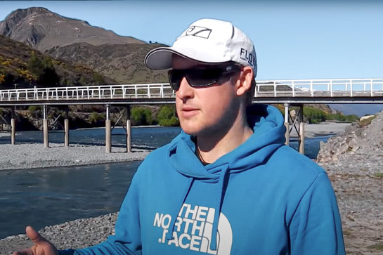 Easy Lines Kayaking the Waimakariri Gorge (Video)