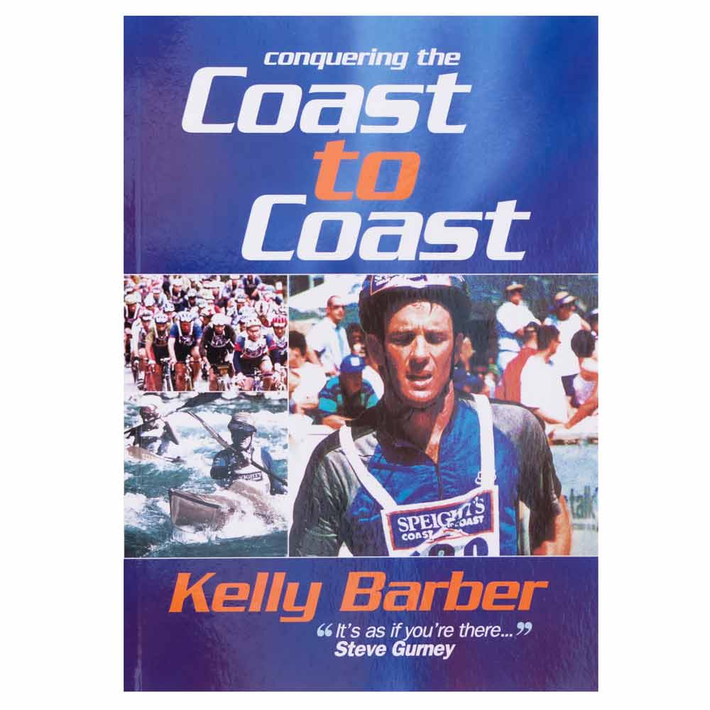 Conquering the Coast to Coast by Kelly Barber