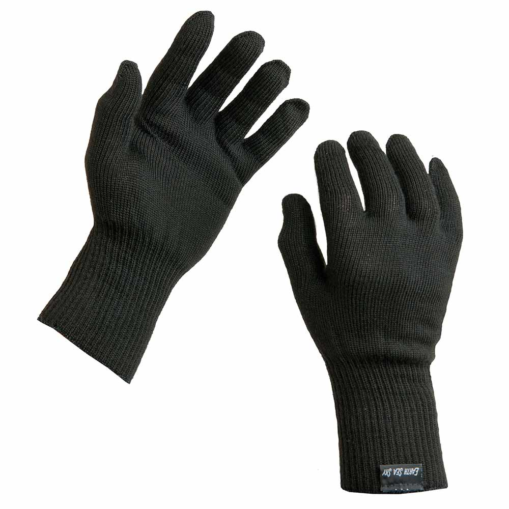 Earth Sea Sky Polypropylene Thermal Gloves