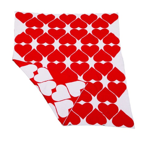 Little Bon Bon Baby Blanket - Red Heart
