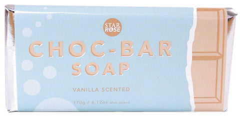S&R Choc - Bar Soap
