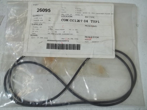 86566-70 O-RING *NEW NO BOX*