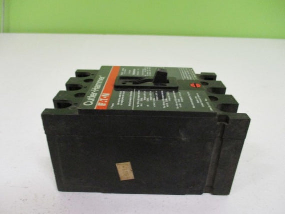 CUTLER HAMMER FS320020A CIRCUIT BREAKER 20A *USED*