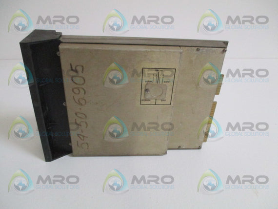 GOULD MODICON B239 HIGH SPEED COUNTER MODULE *USED*