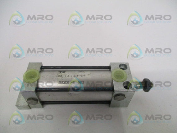 PHD AVF1x1-3/4-E-P PNEUMATIC CYLINDER *NEW NO BOX*