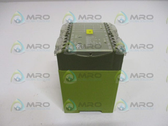 PILZ PNOZ24VAC3S1O SAFETY RELAY 24VAC *NEW NO BOX*