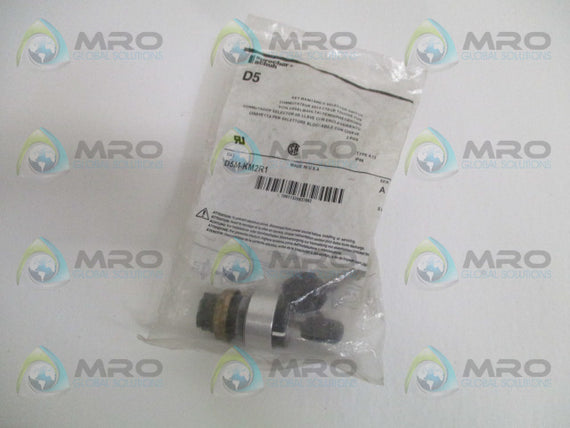 SPRECHER+SCHUH D5M-KM2R1 KEY MAINTAINED SELECTOR SWITCH *NEW IN FACTORY BAG*