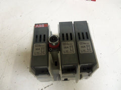 ABB OS30AJ12 GENERAL PURPOSE SWITCH *USED*