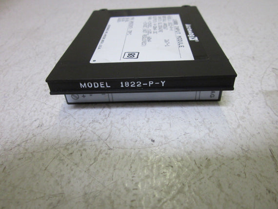 ACROMAG 1822-P-Y SERIES 1800 INPUT MODULE *NEW NO BOX*
