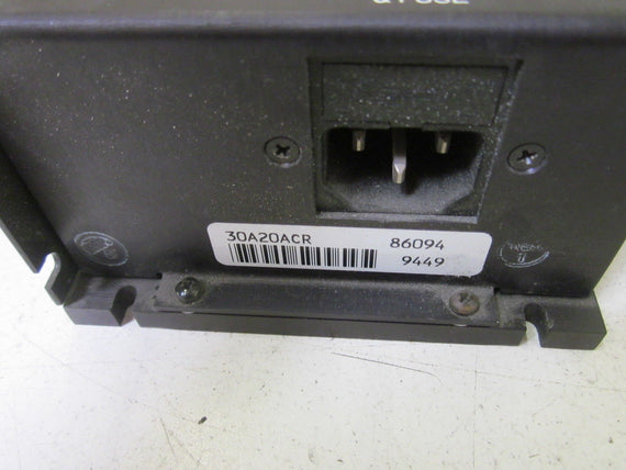 ADVANCED MOTION CONTROLS 30A20ACR *USED*