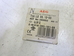 AEG LS 0.5 10-00 CONTACTOR 24VDC *NEW IN BOX*