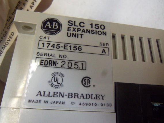 ALLEN BRADLEY 1745-E156 SERIES A *NEW IN BOX*