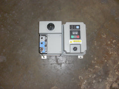ALLEN BRADLEY 280D-FN-10-C-SM SERIES C COMBO STARTER AND BASE *NEW NO BOX*