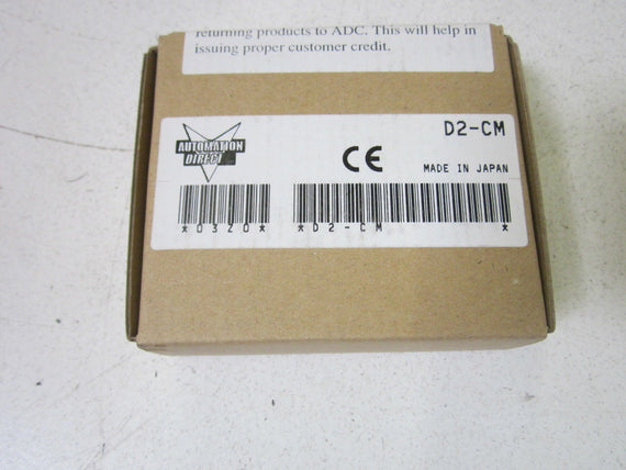 AUTOMATION DIRECT D2-CM *NEW IN BOX*