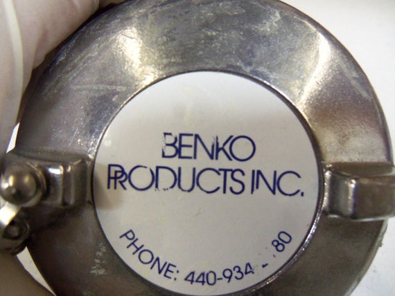 BENKO PRODUCTS THERMO PROBE JJ49E-006-00-6HN31 *USED*