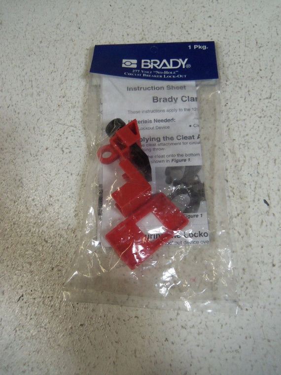 BRADY LOCKOUT 65396 CIRCUIT BREAKER LOCK-OUT *NEW IN FACTORY BAG*