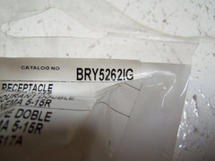BRYANT BRY5262IG RECEPTACLE *NEW IN FACTORY BAG*