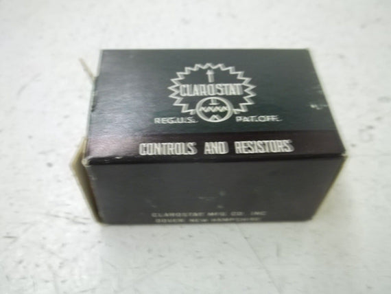 CLAROSTAT 380C3 POTENTIOMETER *NEW IN BOX*