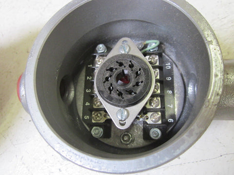 CROUSE-HINDS EABC1/2- EAJC-16 FITTING (MISSING TOP) *USED* – MRO
