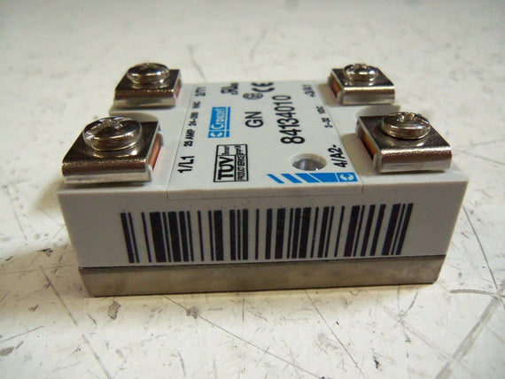 CROUZET 84134010 SOLID-STATE RELAY *USED*