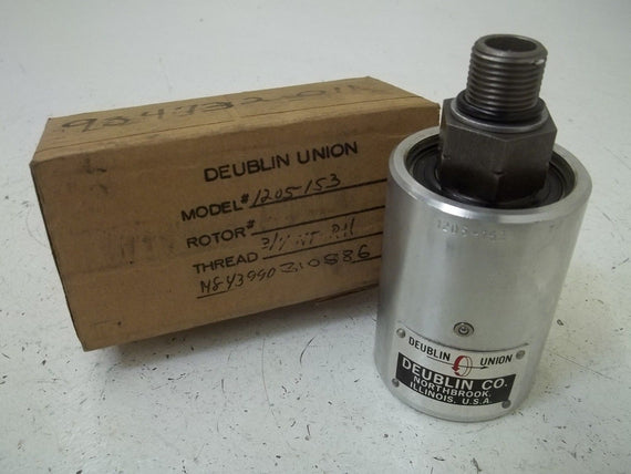 DEUBLIN UNION  1205-153 ROTARY *NEW IN BOX*