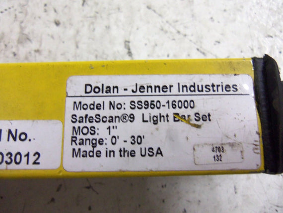DOLAN-JENNER SS950-16000R RECEIVER *USED*