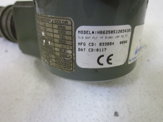 DYNAPAR HR6250512034101 (AS PICTURED)*USED*