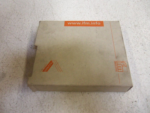 IFM EFECTOR IE5086 INDUCTIVE PROXIMITY SENSOR *USED*