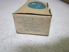 ELECTRONICS CORP. OF AMERICA 60-1626 PHOTOSWITCH *USED*
