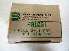 ELECTROSWITCH PA1001 *NEW IN BOX*
