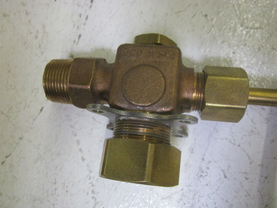 ERNST FLOW INDUSTRIES 300 WSP VALVE *NEW NO BOX*