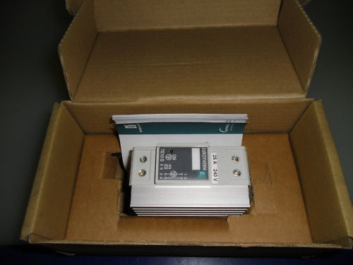 EUROTHERM CONTROLS TE10S25A/240V/HAC/ENG *NEW IN BOX*