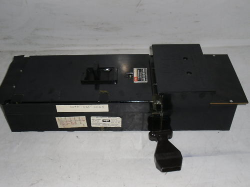 FPE XKL631400-50C FUSEMATIC CIRCUIT BREAKER 400A *NEW NO BOX*