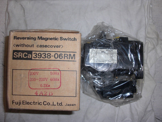 FUJI ELECTRIC SRCa 3938-06RM *NEW*