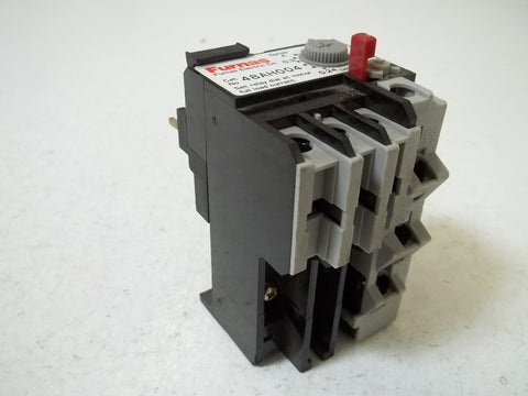 FURNAS  48AH004 OVERLOAD RELAY *USED*