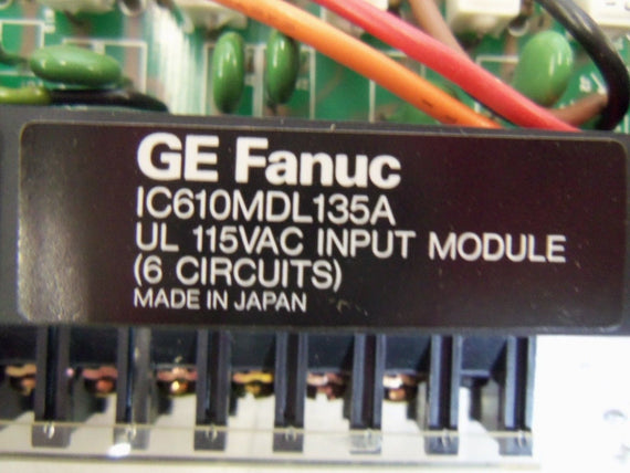 GE FANUC IC610MDL135A *NEW IN BOX*