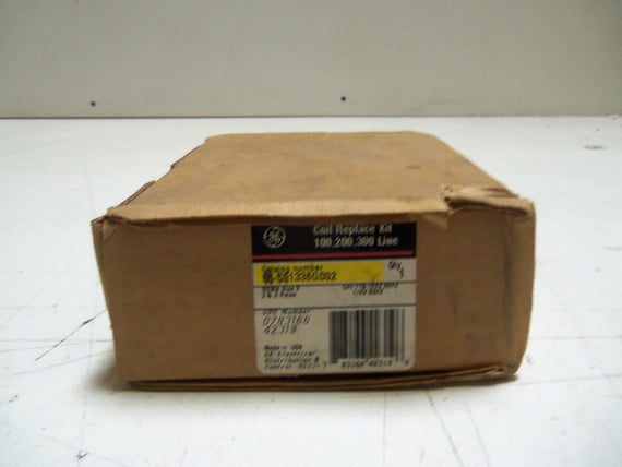 GENERAL ELECTRIC 55501336G002 COIL 115-120V *NEW IN BOX*