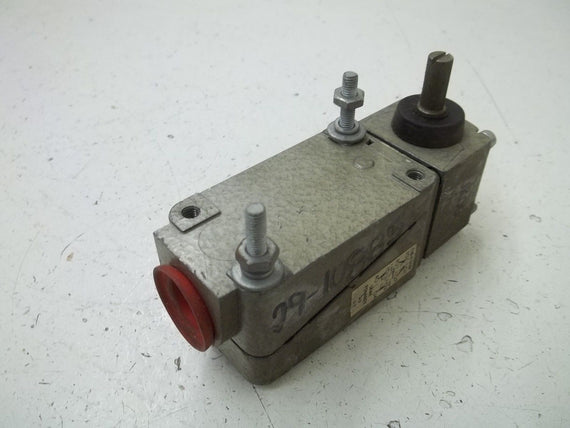 GOULD C3BJK06 LIMIT SWITCH *USED*