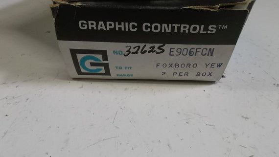 GRAPHIC CONTROL SE906FCN *NEW IN BOX*